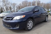 Toyota Corolla CE / MANUELLE / AIR / CRUISE / GR ELECT / NOUVEL A 2011
