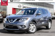2015 Nissan Rogue SV AWD SUNROOF LOW KMS