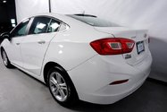 2017 Chevrolet Cruze LT BLUETOOTH CAMERA RECUL SIEGES CHAUFFANTS MAGS