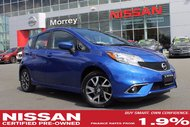 2015 Nissan Versa Note SR AUTO ONLY 2300 KMS
