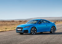 Brand-new 2019 Audi TT RS Unveiled at New York Auto Show