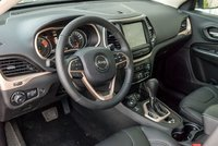 2016 Jeep Cherokee LIMITED MAGS-A/C 2 ZONES-NAVIGATION-CAMÉRA RECUL-G