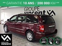 Chrysler Town & Country LIMITED **GARANTIE 10 ANS** 2009