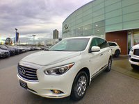 2015 Infiniti QX60 Premium Navigation Ultra Low KMs ! Low KMs - One Owner, Local BC Vehicle !