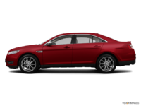 2017 Ford Taurus LIMITED | Photo 1 | Ruby Red Metallic