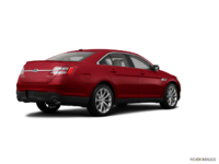 2017 Ford Taurus LIMITED | Photo 2 | Ruby Red Metallic