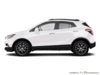 2018 Buick Encore SPORT TOURING | Photo 1 | White frost tricoat