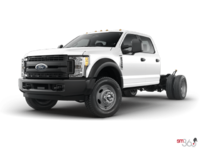 2018 Ford Chassis Cab F-550 XL | Photo 1 | Oxford White