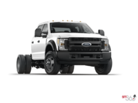 2018 Ford Chassis Cab F-550 XL | Photo 3 | Oxford White