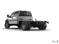 2018 Ford Chassis Cab F-550 XL | Photo 2 | Ingot Silver