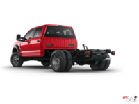 2018 Ford Chassis Cab F-550 XL | Photo 2 | Race Red