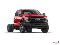 2018 Ford Chassis Cab F-550 XL | Photo 3 | Race Red
