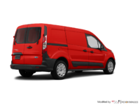 2018 Ford Transit Connect XL VAN | Photo 2 | Race Red
