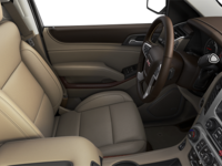 2018 GMC Yukon SLT | Photo 1 | Cocoa/Dune Front Bucket seats Perforated Leather (H2Y-AN3)