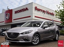 2016 Mazda Mazda3 GS with only 4810 local k's