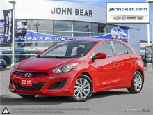 2013 Hyundai Elantra GT GL ONE OWNER TRADE IN! NO ACCIDENTS!