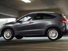 2016 Honda HR-V: Compact Utility for Any Situation
