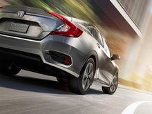 2016 Honda Civic named Canadian car of the year by the AJAC