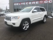 2012 Jeep Grand Cherokee 4X4 LIMITED TOIT PANORAMIQUE  NAVIGATION