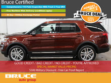 2016 Ford Explorer XLT - NAVIGATION / HEATED SEATS / LEATHER INTERIOR