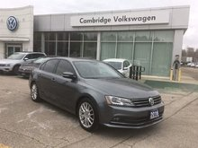 2016 Volkswagen Jetta Comfortline 1.8T 6sp at w/ Tip With 17 Inch Alloys, Tint & More