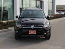 2017 Volkswagen Tiguan Highline  1 Owner  No Accident  CPO  Leather  Roof