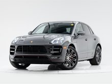 2018 Porsche Macan Turbo w/ Performance Package