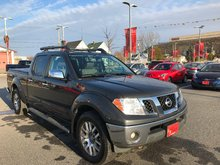 2012 Nissan Frontier SL HEATED LEATHER..POWER ROOF..BLUETOOTH...SATELLITE RADIO..TONNEAU COVER!!