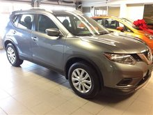 2016 Nissan Rogue S/1 OWNER LOCAL TRADE!!!