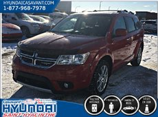 Dodge Journey R/T AWD DVD 7 PASSAGERS 2014