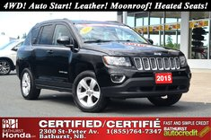 Jeep Compass High Altitude - 4WD 2015