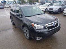 2016 Subaru Forester 2.0XT LIMITED,LEATHER,TURBO,250 HP,SUNROOF, ALUMINUM WHEELS, HEATED SEATS, BLIND SPOT MIRRORS, HEATED WIPER BLADES,POWER LIFTGAT