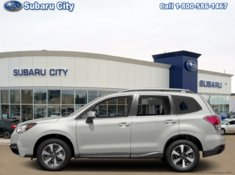 2017 Subaru Forester 2.5i Limited w/Technology Package,AWD,LEATHER,SUNROOF,NAVIGATION,AIR,TILT,CRUISE,PW,PL,LOCAL SUV,CARPROOF IS CLEAN!!!!!