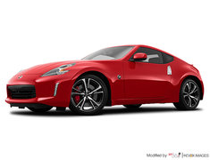 2020 Nissan 370Z Coupe TOURING SPORT