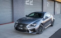 The 2016 Lexus RC Series Expands With the All-New RC 300 Model and More Trim Levels