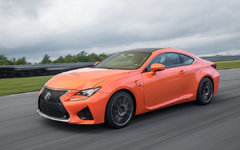 The 2016 Lexus RC F: The High-Performance, Track-Proven Luxury Coupe That's Honed to Perfection