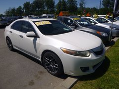 Acura TSX CUIR TOIT MAGS 6 VIT IMPECCABLE 2009