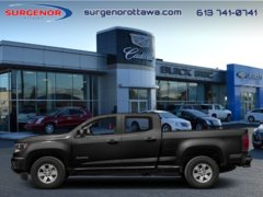 2017 Chevrolet Colorado WT  - Certified -  Towing Package - $219.32 B/W