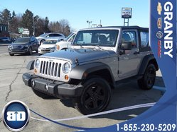 Jeep Wrangler SPORT MANUELLE  MAGS  2 TOITS  2013