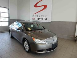 2011 Buick LaCrosse SDN FWD