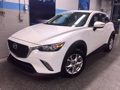 Mazda CX-3 GS LUXE AWD CUIR TOIT OUVRANT  2016