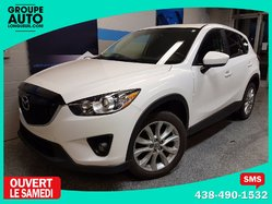 2014 Mazda CX-5 GT CUIR TOIT OUVRANT