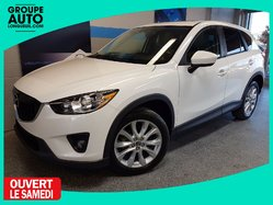 Mazda CX-5 GT CUIR TOIT OUVRANT  2015