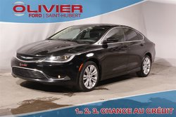 Chrysler 200 Limited CAMERA BLUETOOTH MAGS A/C  2015