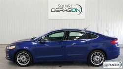 Ford Fusion SE  + TRACTION INTÉGRALE + CUIR + LUXURY PACK  2015