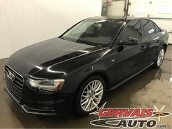 2015 Audi A4 Komfort S Line Quattro Cuir Toit Ouvrant MAGS