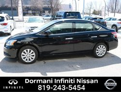 Nissan Sentra S MODEL, WELL EQUIPPED  2015