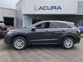 2016 Acura RDX TECH   1OWNER   NEWTIRES   NOACCIDENTS   3.4%