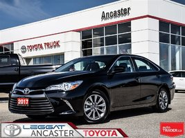 2017 Toyota Camry XLE ONLY 9268 KMS!!