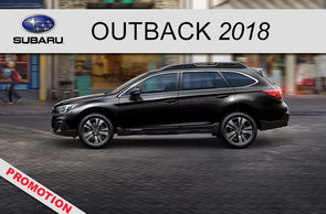 Promotion Outback 2018